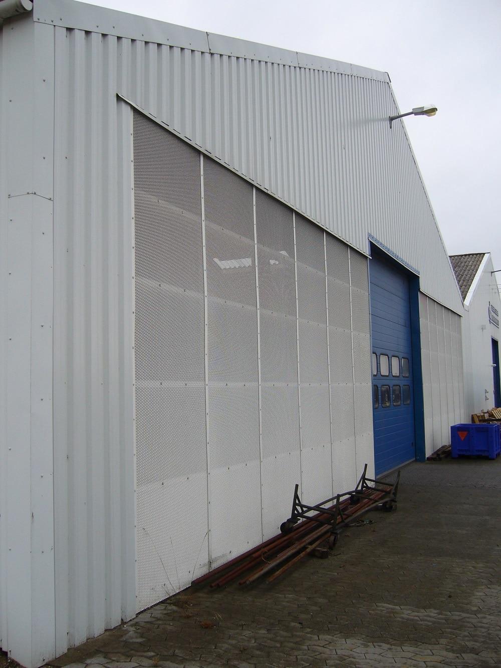 Facade, Strækmetal, Facadebeklædning i metal, stål facader, beklædning, facader, metal, metal facade