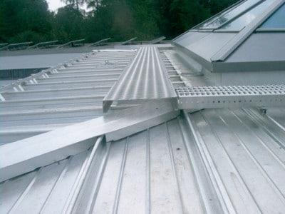 planker, stålplanker