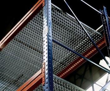 Gitterriste, stål riste, stål gitter, gitteristehylder
